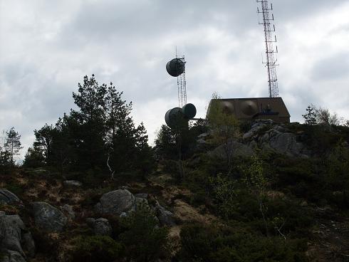 skogsveier på fanafjell